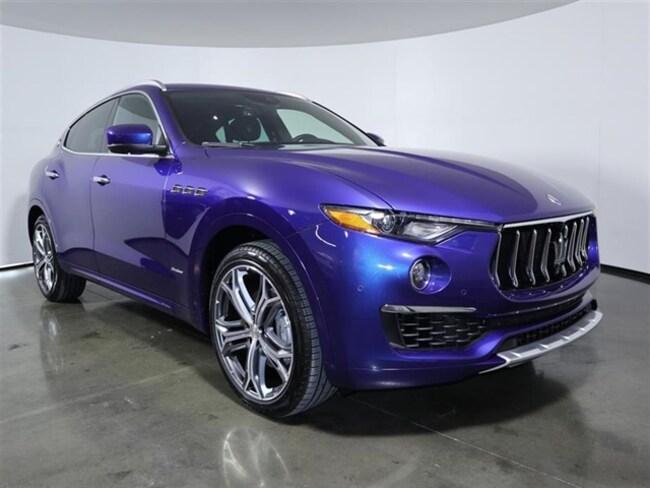 New 2019 Maserati Levante Granlusso 3.0L SUV in Plano, TX