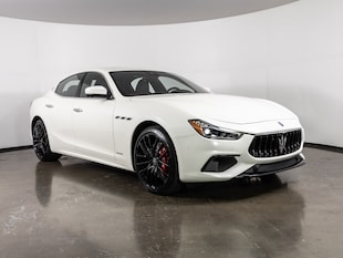2021 Maserati Ghibli S Q4 GranSport Sedan