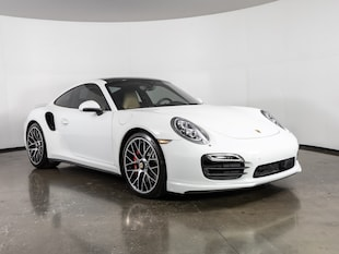 2014 Porsche 911 Turbo Coupe