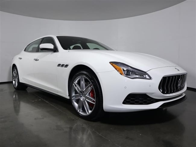 New 2018 Maserati Quattroporte S Q4 Sedan in Plano, TX