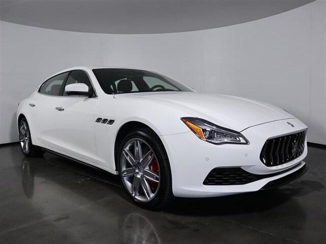 Maserati Q4 Price >> New 2018 Maserati Quattroporte For Sale Or Lease Plano Tx Vin
