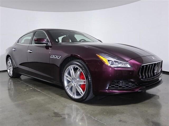 New 2018 Maserati Quattroporte For Sale Or Lease Plano Tx Vin
