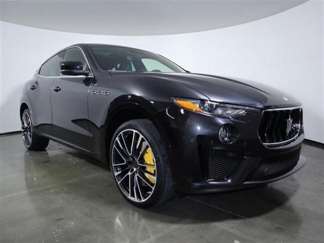 New 2019 Maserati Levante GTS V8 SUV in Plano, TX
