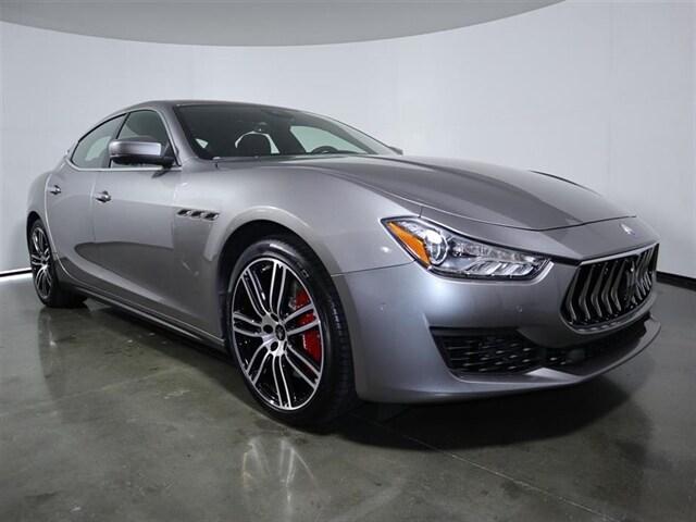 Maserati Q4 Price >> New 2019 Maserati Ghibli For Sale Or Lease Plano Tx Vin