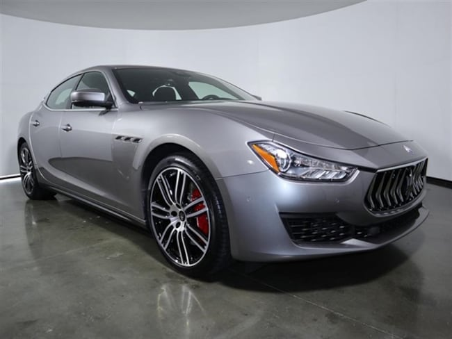 New 2019 Maserati Ghibli S Q4 Sedan in Plano, TX
