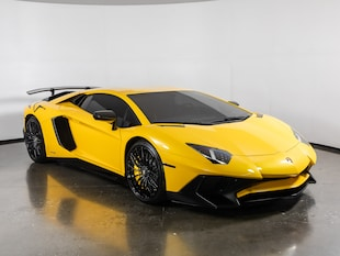 2016 Lamborghini Aventador Coupe
