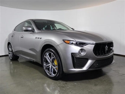 2019 Maserati Levante: Changes, GTS And Hybrid Versions >> Used 2019 Maserati Levante Trofeo V8 Twin Turbo For Sale In Plano Tx Vin Zn661zua3kx323160