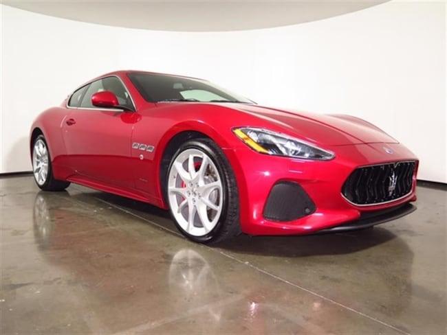 New 2018 Maserati GranTurismo Sport Coupe in Plano, TX