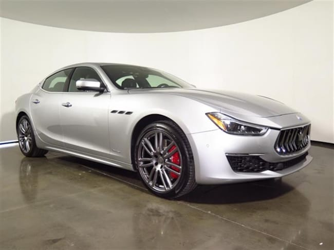 New 2018 Maserati Ghibli GranLusso S Q4 Sedan in Plano, TX