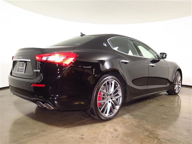 New 2018 Maserati Ghibli For Sale or Lease Plano, TX | VIN ...