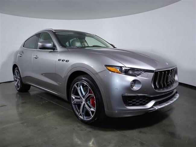 New 2019 Maserati Levante S Granlusso 3.0L SUV in Plano, TX