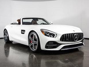 2018 Mercedes-Benz AMG GT C Convertible