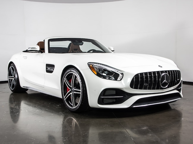 Used 2018 Mercedes-Benz AMG GT C Convertible in Plano, TX
