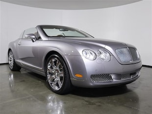 2007 Bentley Continental GTC GTC Convertible