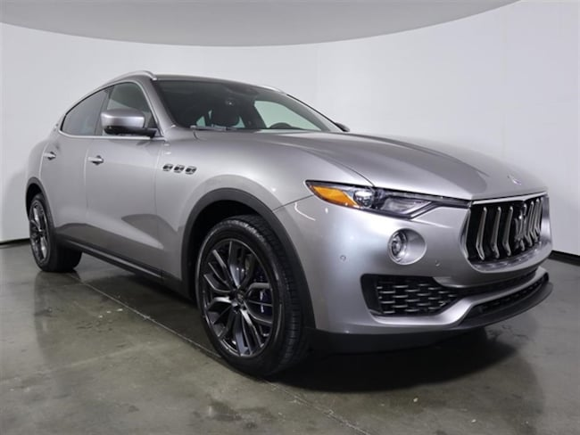 New 2018 Maserati Levante S SUV in Plano, TX