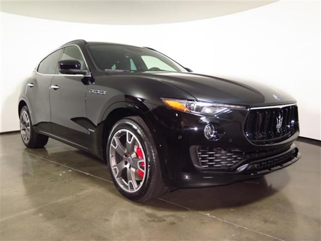 New 2018 Maserati Levante S GranSport SUV in Plano, TX
