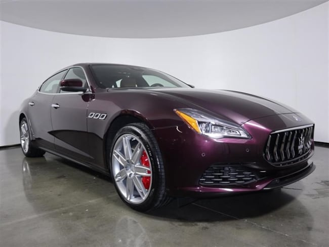 new 2018 maserati quattroporte for sale or lease plano tx vin zam56yra8j1304862. Black Bedroom Furniture Sets. Home Design Ideas