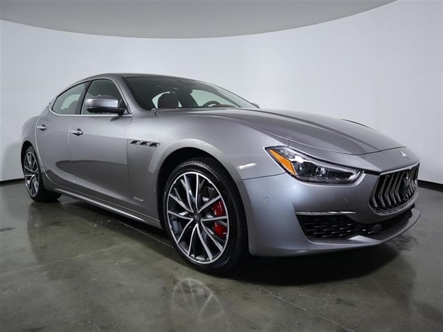 used 2019 maserati ghibli granlusso 3.0l for sale in plano tx | vin