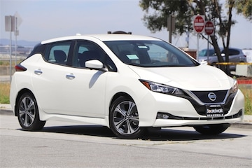 2020 Nissan LEAF Hatchback