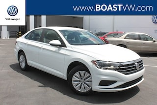 New 2019 Volkswagen Jetta 1.4T S Sedan KM012692 for Sale in Bradenton at Boast Volkswagen