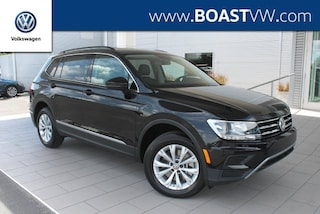 New 2018 Volkswagen Tiguan 2.0T SE SUV JM176153 for Sale in Bradenton at Boast Volkswagen