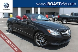 Used 2014 Mercedes-Benz E-Class E 350 w/Navigation Convertible for Sale in Bradenton at Boast Volkswagen