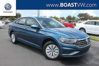 New 2019 Volkswagen Jetta 1.4T S Sedan KM005417 for Sale in Bradenton at Boast Volkswagen