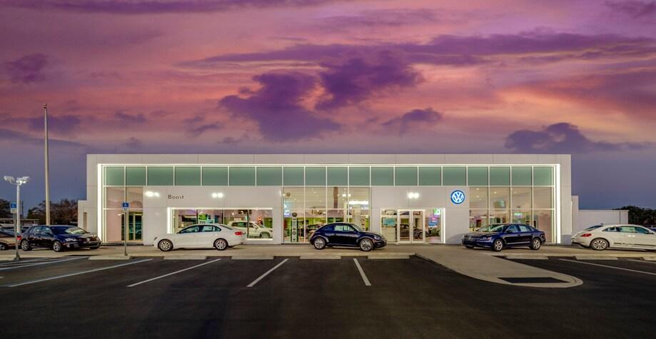 About Boast VW in FL   Bradenton New Volkswagen & Used Car Dealer