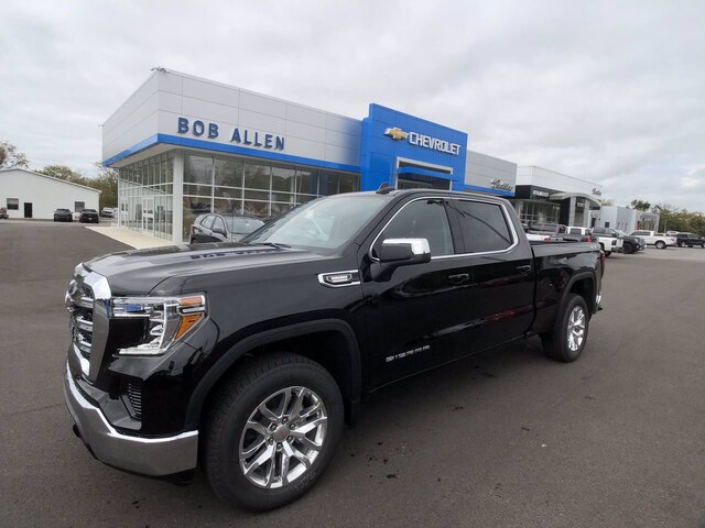 new 2021 gmc sierra 1500 for sale lease danville ky vin 1gtu9bet3mz117093 bob allen motor mall