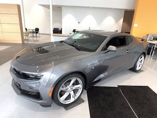 New 2021 Chevrolet Camaro Coupe For Sale Danville KY