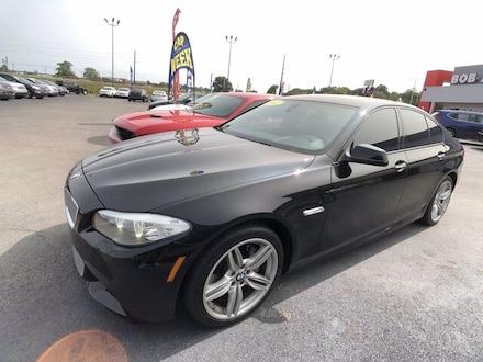 2012 BMW 5 Series i Sedan