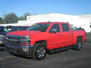 Bargain Used 2016 Chevrolet Silverado 1500 LTZ w/1LZ Truck C18562A1 in Danville, KY