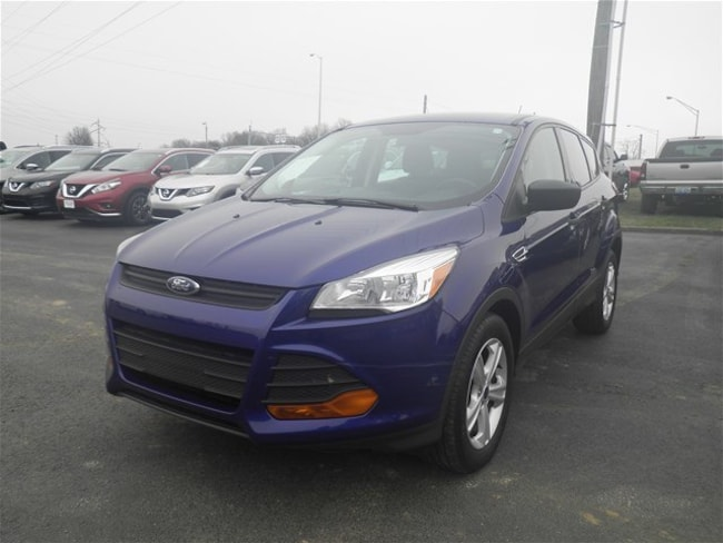 Used 2016 Ford Escape S SUV Danville, KY