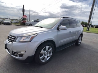 Bargain Used 2017 Chevrolet Traverse Premier SUV CP9756 in Danville, KY