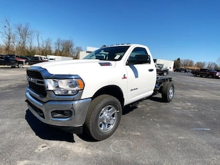 Bargain Used 2019 Ram 3500 Chassis Cab 3500 TRADESMAN CHASSIS REGULAR CAB 4X4 143.5 WB Regular Cab C19186 in Danville, KY