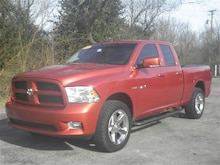 2009 Dodge Ram 1500 SLT/Sport/TRX Truck