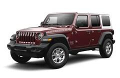 2021 Jeep Wrangler UNLIMITED ISLANDER 4X4 Sport Utility