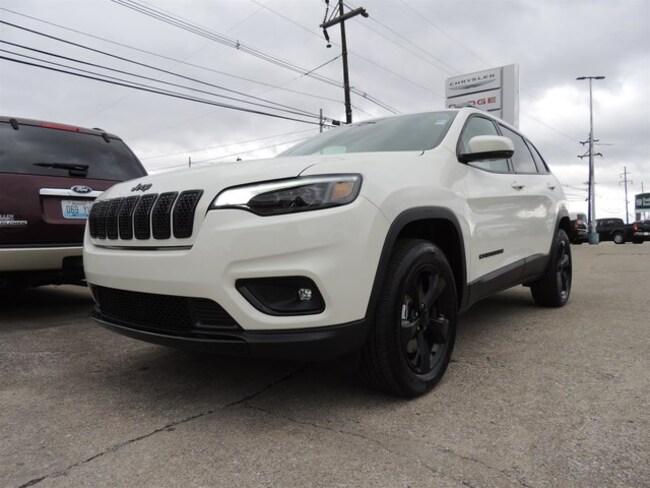 New 2019 Jeep Cherokee ALTITUDE 4X4 Sport Utility Frankfort