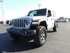 2020 Jeep Wrangler UNLIMITED RUBICON 4X4 Sport Utility for sale in Frankfort, KY