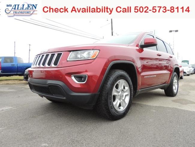 Used 2014 Jeep Grand Cherokee Laredo 4x4 SUV Frankfort