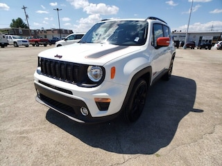2020 Jeep Renegade ORANGE EDITION FWD Sport Utility