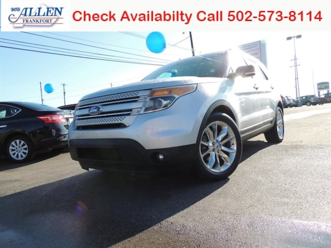 Used 2015 Ford Explorer XLT SUV Frankfort