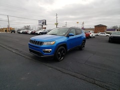 2020 Jeep Compass ALTITUDE FWD Sport Utility for sale in Frankfort, KY