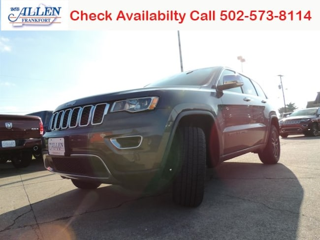 Used 2017 Jeep Grand Cherokee Limited 4x4 SUV Frankfort