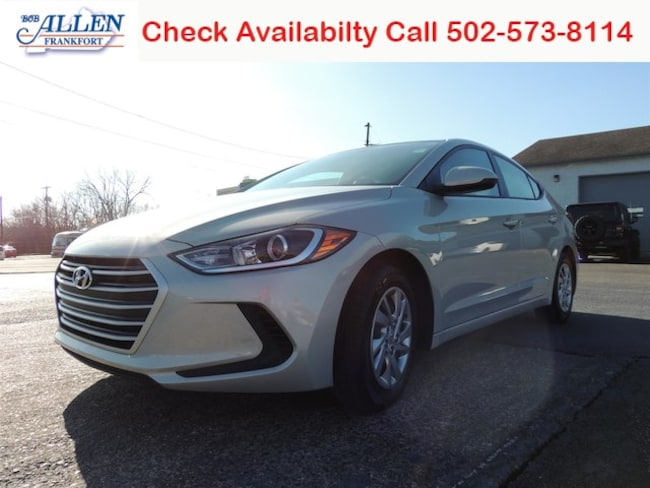 Used 2018 Hyundai Elantra SE Sedan Frankfort