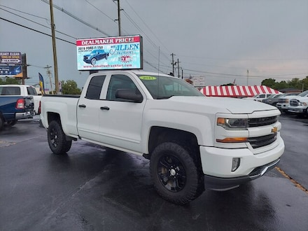 2017 Chevrolet Silverado 1500 LT Truck Double Cab