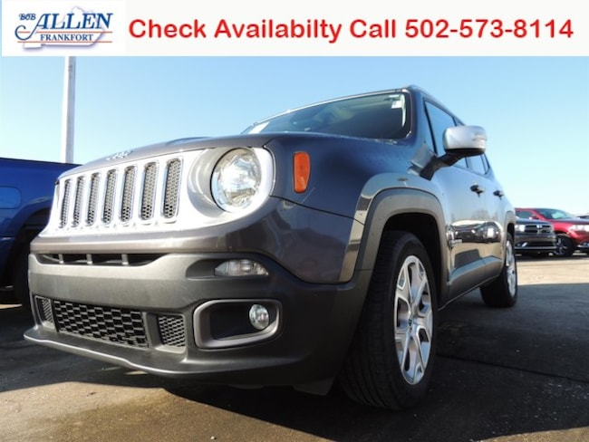 Used 2016 Jeep Renegade Limited FWD SUV Frankfort
