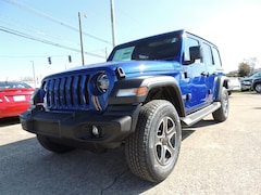 2020 Jeep Wrangler UNLIMITED SPORT S 4X4 Sport Utility for sale in Frankfort, KY