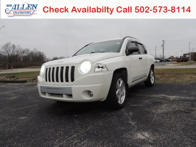 Used 2007 Jeep Compass Limited SUV Frankfort