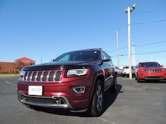 2016 Jeep Grand Cherokee Overland 4x4 SUV for sale in Frankfort, KY